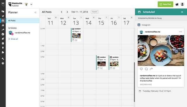 Instagram Adds Post Scheduling for Businesses