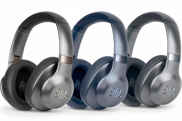 JBL Announces Everest GA Headphones with Google Assistant at CES 2018