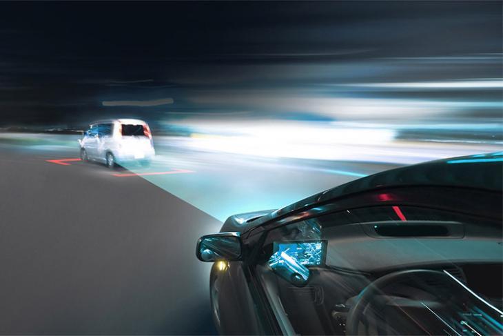 LG automotive car sensor