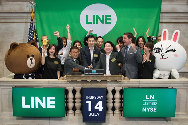 Line Messenger Might Soon Get Integration for Cryptocurrency Payments