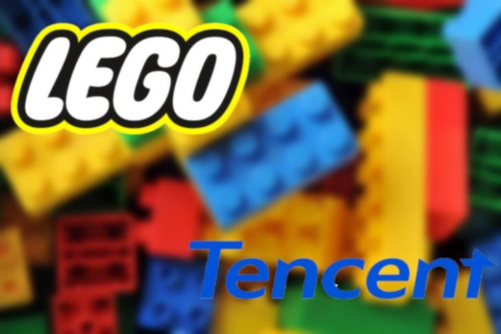 Lego and Tencent Join Hands to Create a Safe Digital Ecosystem for Children