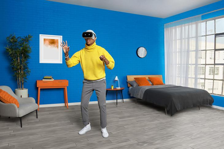 Lenovo's New Daydream Headset Works Without a Phone