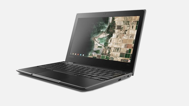 Lenovo launches 3 new chromebooks