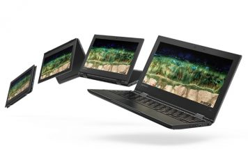 Lenovo Expands Its Education Portfolio With Three New Chromebooks