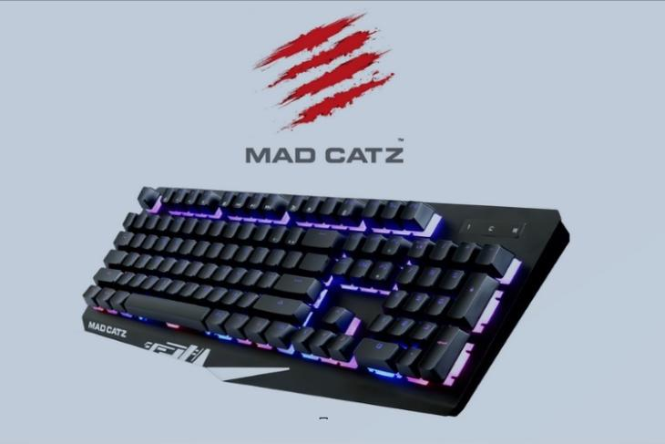 Mad Catz Returning to Gaming Accessories Business After Going Bankrupt