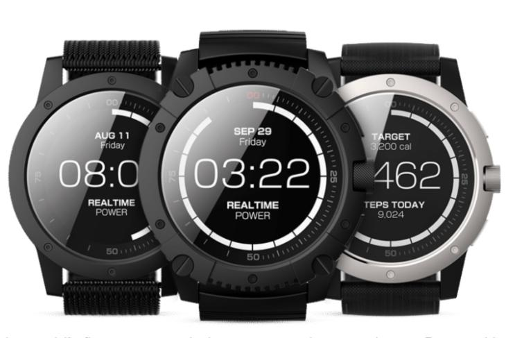 Matrix Launched PowerWatch X at CES Which Uses Body Heat to Charge