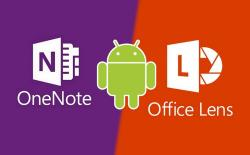 Microsoft's Latest Update Brings Office Lens Integration to OneNote App for Android