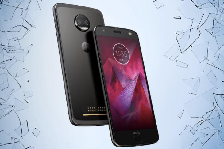 Moto Z2 Force Comes Bundled With Alexa Speaker and 2 months of Amazon Music Unlimited