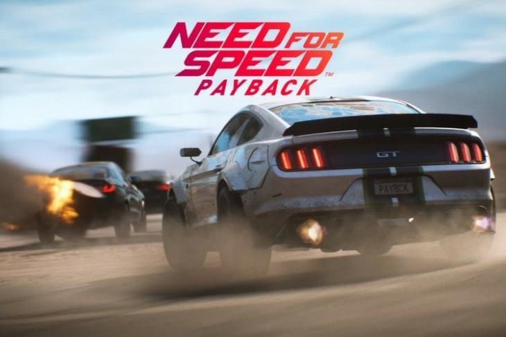 Need for Speed Payback to Get Online Free Roam