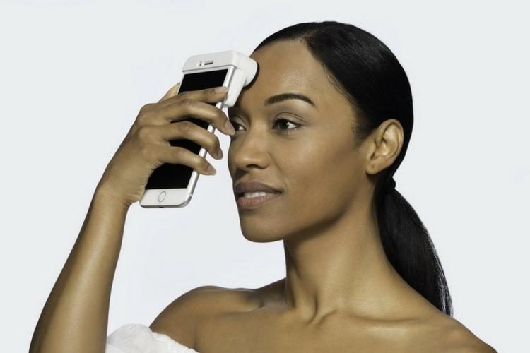 Neutrogena SkinScanner Camera and Skin360 App Lets You..