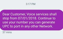 No, Telecom Companies Are Not Shutting Down Voice Services From Jan 7 (1)