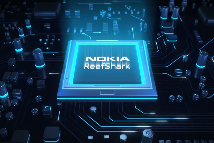 Nokia to Roll out ReefShark Chips Featuring 84Gbps 5G