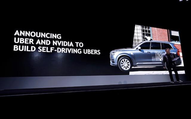 Nvidia Uber