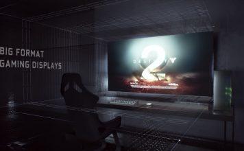 Nvidia is creating 65-inch 4K HDR Big Format Gaming Displays