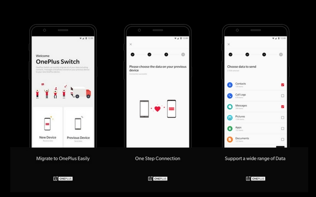 OnePlus Launches 'Switch' App to Help Migrate Data from Your Old Android Phone