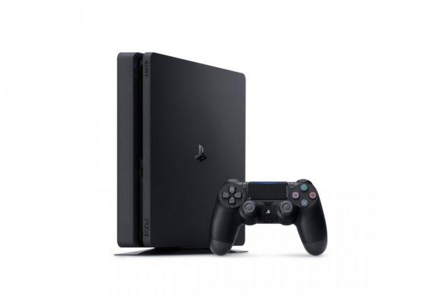 PS4 Slim console