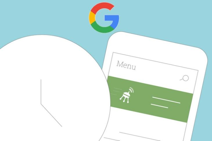 Page Speed Will Now Play a Key Role in Mobile Search Ranking Google