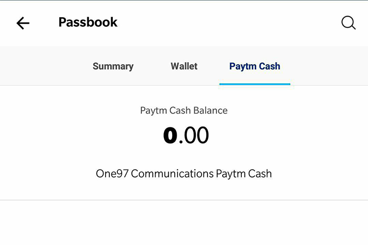 Paytm Rolls-Out 'Paytm Cash' to Overhaul Existing Cashback