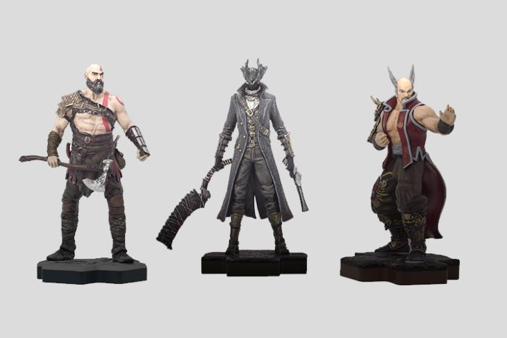 PlayStation to Launch a Line up of Totaku Figurines
