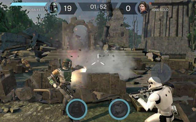 Disney's PvP Shooter 'Star Wars: Rivals' Landing Soon on Android and iOS