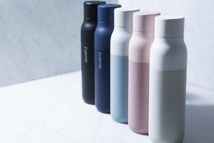 Quartz Bottle Featured