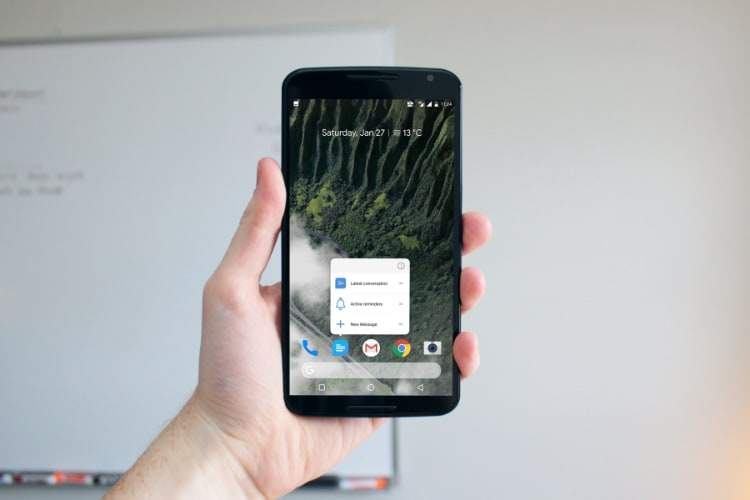 Rootless Pixel Launcher 2 Brings Pixel 2 Features to Any Android