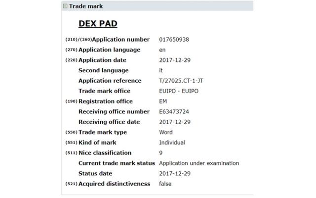 Samsung Trademarks 'DeX Pad' Ahead of Galaxy S9 Launch