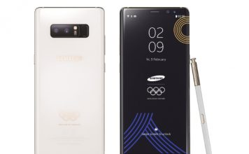 Samsung Galaxy Note 8 Olympic Edition Featured