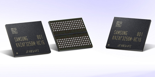 GDDR6 debuted by Samsung