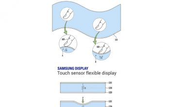 Samsung's Foldable Display Said to Feature Pressure-Sensitive Display
