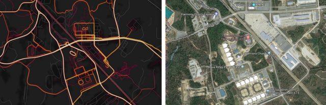 Fitness Tracking App Strava Accidentally Reveals Secret Army Base Locations