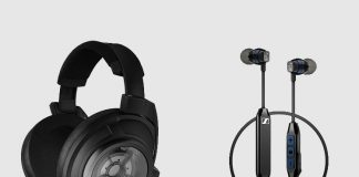 Sennheiser Launches New Headphones, Earbuds and a Prototype Soundbar at CES 2018