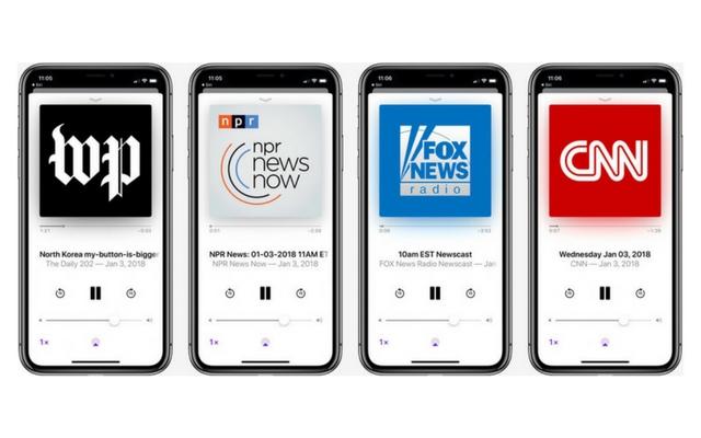 Apple's iOS 11.2.5 Beta Brings Siri-Powered News Briefing