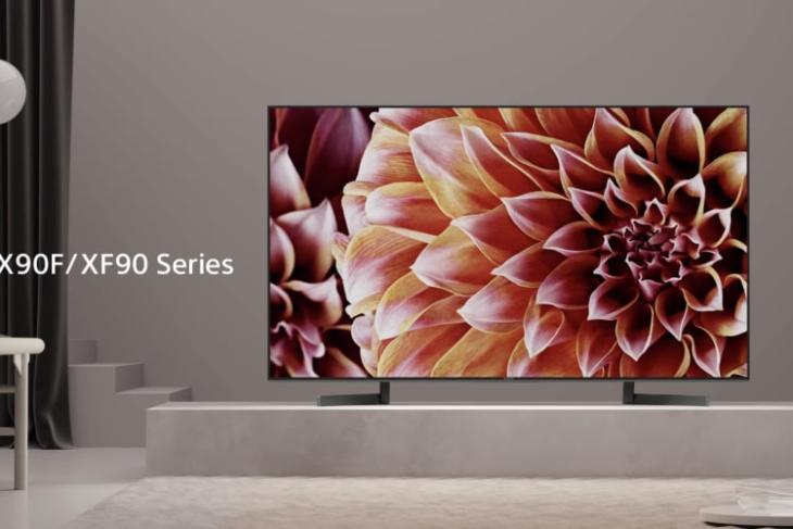 Sony Unveils New 4K TVs With Built-in Google Assistant and More