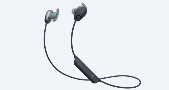 Sony WI-SP600N Wireless Neckbuds