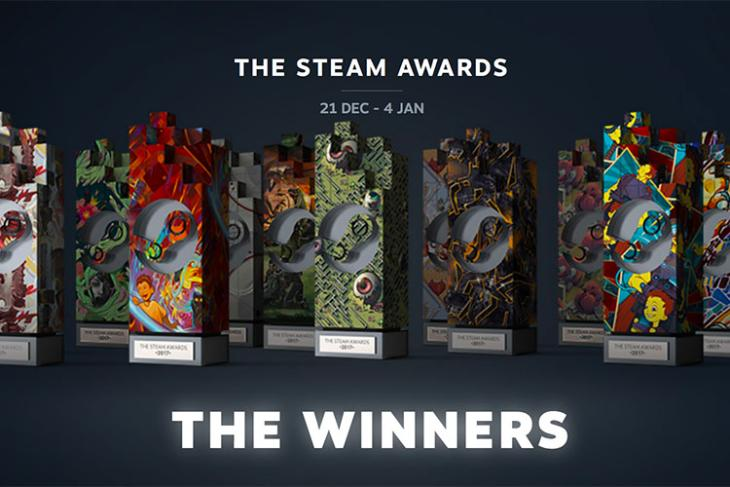 Steam Awards 2017 Here Are All the Winners