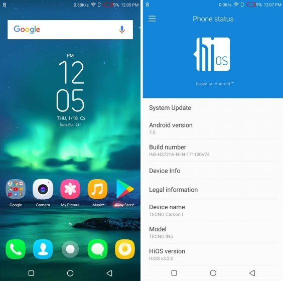 Tecno Camon i Review: Ambitious but Flawed | Beebom