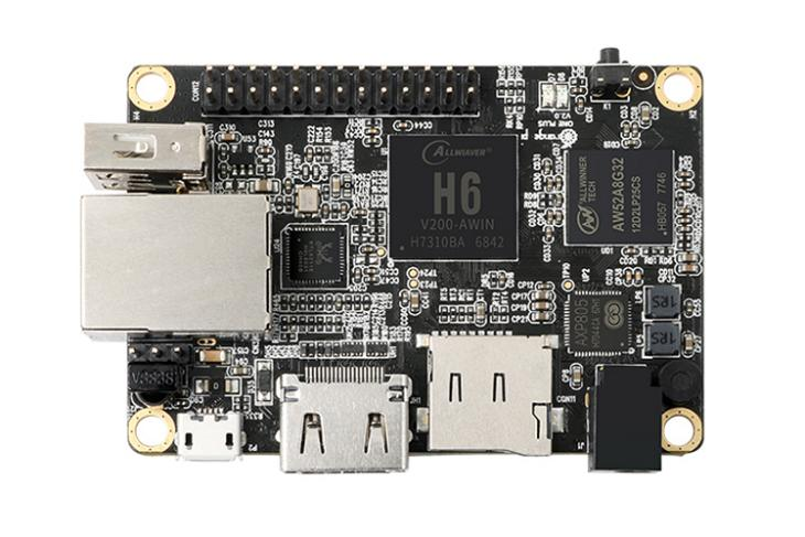The $20 Orange Pi One Plus Supports Android and 4K Video Output (1)
