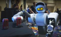 This Robot Will Get You Your Beer from the Fridge