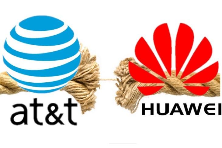 US Lawmakers Urge AT&T to Cut All Commercial Ties With Huawei Over National Security Risk