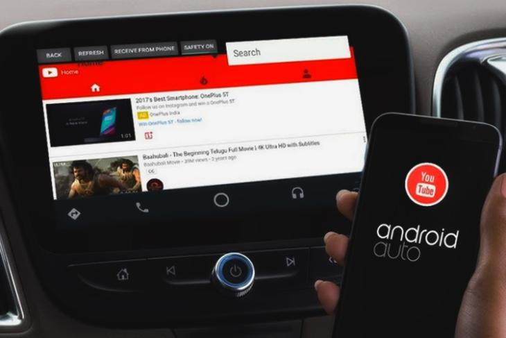 Unofficial SDK Brings YouTube to Android Auto, But it Better Not be Downloaded
