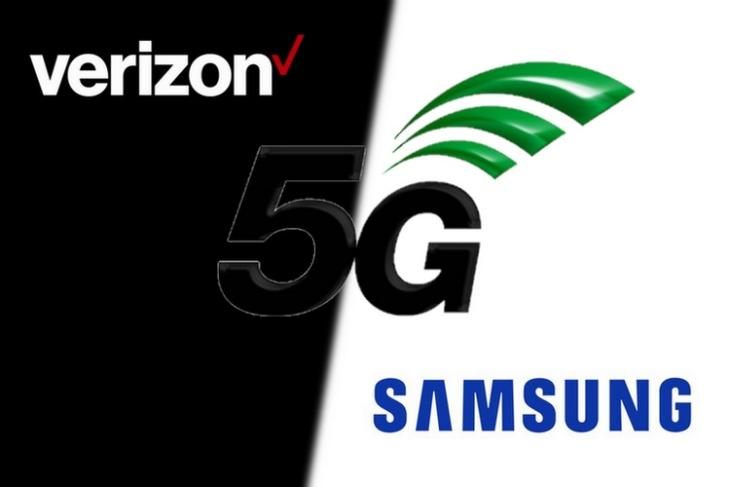 Verizon Joins Hands With Samsung for First Commercial 5G Network Rollout