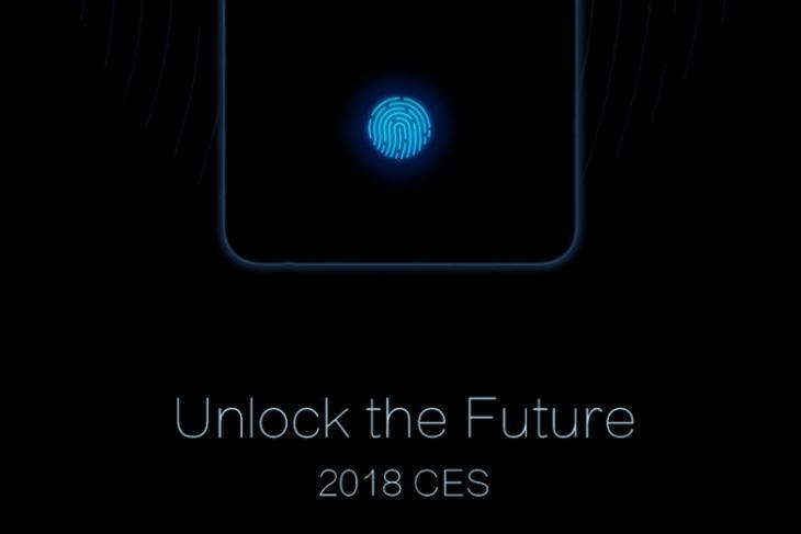 Vivo Under-display Fingerprint Sensor Featured