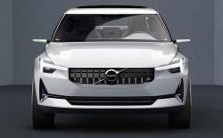 Volvo Concept 40.2 front