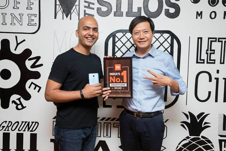 Xiaomi India Manu K Jain