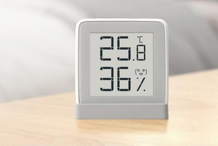 Xiaomi Launches Digital Thermometer Hygrometer in China for $9 (1)