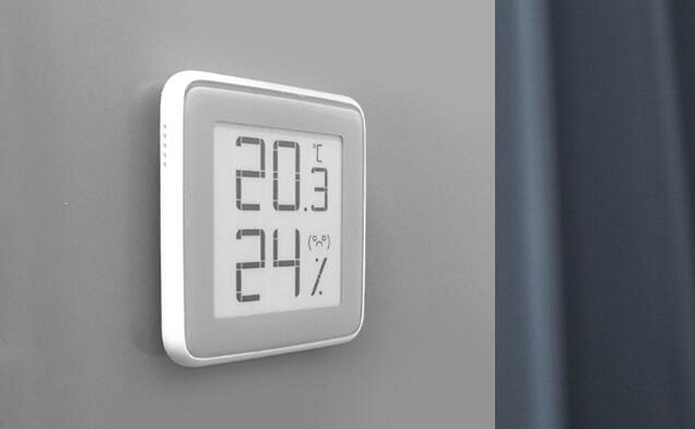 Xiaomi Launches $9 Digital Thermometer Hygrometer in China