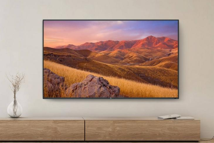 Xiaomi Unveils 50-inch Variant of Mi TV 4A HDR TV With AI Features On Board