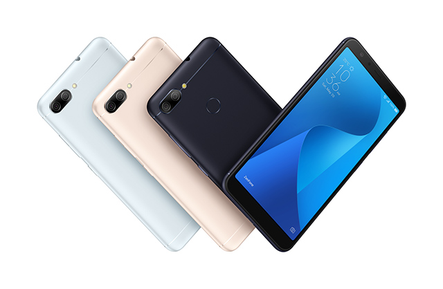 Asus ZenFone Max Plus Trades Big Battery for Face Unlock Feature