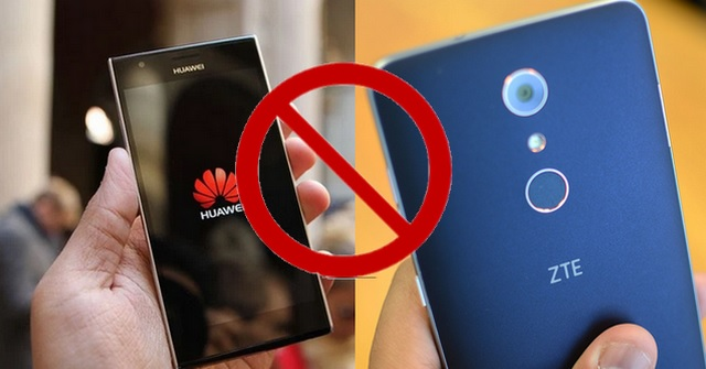 New Bill Seeks to Ban Huawei and ZTE from Official US Government Use